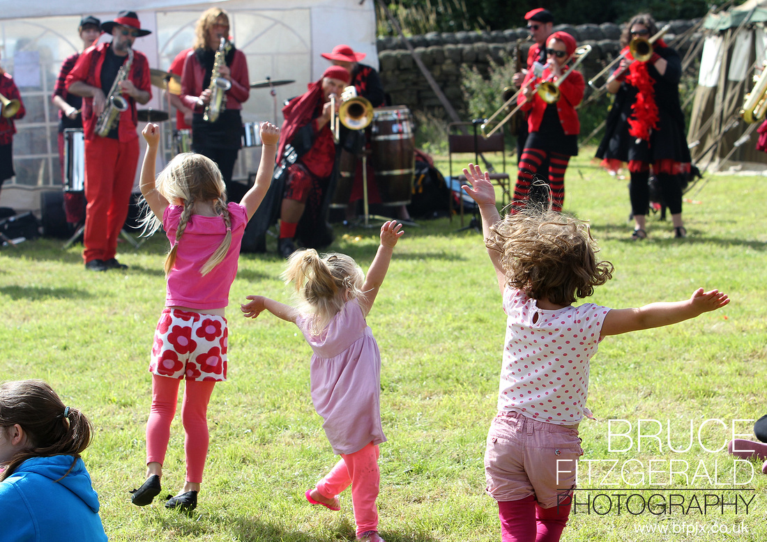 Blackshaw Edge summer festival